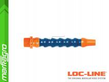 """Chladící hadice s kruhovou tryskou Ø 5/8"""" (~15,9 mm) s vnějším závitem NPT 3/4"""", délka 500 mm - LOC-LINE (P25010)"""