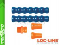 """Sada chladících hadic s výměnnými segmenty pro systém 3/4"""" - LOC-LINE (60513)"""