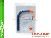 """Sada pro rychlou montáž ochranného štítu 8 1/2x12"""" ~ 215,9x304,8 mm - LOC-LINE (60527)"""