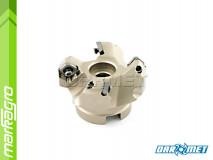 Fréza s VBD SEKT - držák, ⌀ 50 mm, čelní válcová nástrčná 4-břitá - DARMET (FD45SE12-050-22A04)