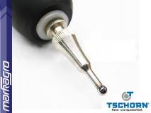 Vyměnitelný měřící dotek pro číselníkové úchylkoměry 3D SLIMplus V2 27 x 3 mm - TSCHORN (00163D003)