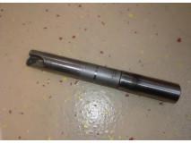 Fréza s VBD WNMX ⌀ 25 mm, čelní stopková 2-břitá - použitý kus