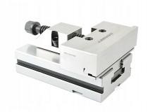 Přesný ocelový strojní svěrák modulární, dělený 150 mm