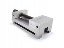 Brusičský přesný svěrák 80 mm - SPZA80/100 se šroubem a maticí