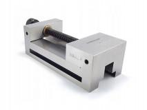 Brusičský přesný svěrák 100 mm - SPZA100/125 s maticí a šroubem