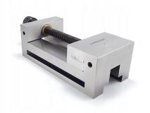 Brusičský přesný svěrák 125 mm - SPZA125/160 s maticí a šroubem