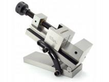 Brusičský naklápěcí sinusový svěrák 63 mm - SPZSA63/85 s maticí a šroubem