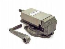 Otočný strojní litinový svěrák 80 mm - FQ80/65
