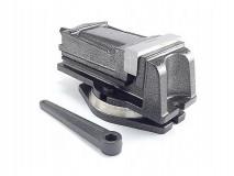 Otočný strojní svěrák 100 mm - FQ100/80