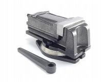 Otočný strojní svěrák 160 mm - FQ160/125