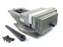 Otočný litinový strojní svěrák 320 mm - FQA320/360