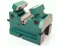 Strojní prizmatický svěrák na trubky FQV 100 mm - FQV100/10-80