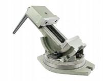 Strojní otočný a naklápěcí svěrák 125 mm - FQU125/140