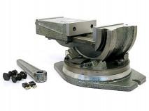 Strojní otočný a naklápěcí svěrák 160 mm - FQU160/125