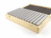 Frézařské rovnoběžné podložky 150 x 8 mm - DARMET (PB150-2)