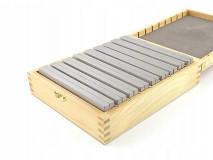 Frézařské rovnoběžné podložky 100 x 4 mm - DARMET (PB151-1)