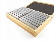 Frézařské rovnoběžné podložky 150 x 8 mm - DARMET (PB154-2)