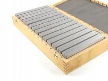 Frézařské rovnoběžné podložky 160 x 4 mm - DARMET (PB151-2)