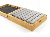 Frézařské rovnoběžné odložky 160 x 8 mm - DARMET (PB156-2)