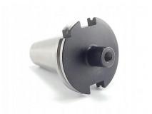 Redukční pouzdro DIN50 - Morse 2 s závitem (DM 390)