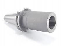 Redukční pouzdro DIN40 - Morse 4 - 85 mm se závitem a upínacím čepem - APX (1682)