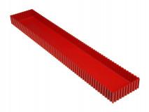 Krabička na nářadí 100 x 600 - 35 mm (2114)