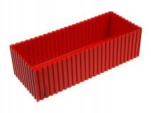 Krabička na nářadí 600 x 100 - 70 mm (2238)