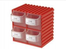 Swing box 100 x 100 mm 4/2 - POKORNÝ DAČICE (2248)