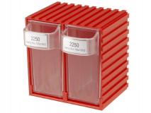 Swing box 100 x 100 mm / 2 - POKORNÝ DAČICE (2250)
