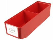 Zásuvka (1) 300 x 91 - 83 mm - POKORNÝ DAČICE (2030)