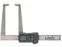 Posuvné měřítko digitální pro měření tloušťky kotoučových brzd 75 mm - LIMIT (13949-0106)
