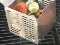 VEGE GRIL BOX grilování zeleniny 12 x 12 x x12 cm - DARMET