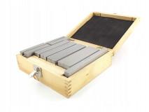 Podložky frézařské rovnoběžné 100 - 200 x 5 - 31 mm - DARMET (PB161)