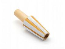 Dřevěný kuželový vytěrák SK50 (DIN, ISO, MAS BT)