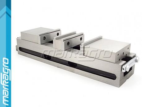 Podvojný strojní svěrák 160MM FPQD160/100