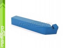 Nůž ubírací vyhnutý pravý NNZc ISO2, velikost 2525 S20 (P20), pro ocel