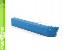 Nůž ubírací rohový pravý NNBc ISO3, velikost 2516 S10 (P10), pro ocel