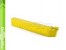 Nůž ubírací rohový pravý NNBc ISO3, velikost 2516 U20 (M20), pro ocel