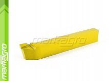Nůž ubírací rohový levý NNBd ISO3, velikost 1610 U10 (M10), pro ocel