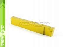 Nůž ubírací nabírací NNPd ISO4, velikost 2516 U20 (M20), pro ocel