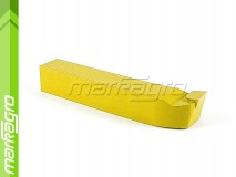 Nůž ubírací čelní pravý NNBk ISO5, velikost 2020 U10 (M10), pro nerezovou ocel