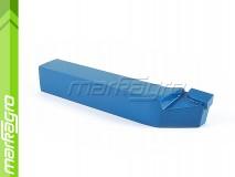 Nůž ubírací rohový pravý NNBe ISO6, velikost 2525 S20 (P20), pro ocel
