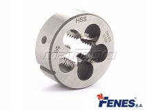 Závitové očko pro metrický závit základní řady - M12 - FENES