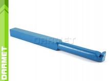 Nůž ubírací zapichovací vnitřní pravý NNGd ISO13, velikost 1010 S20 (P20), pro ocel