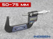 Mikrometr pro měření vnějších průměrů 50-75MM - INDISEN (2311-5075)