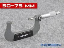 Mikrometr pro měření vnějších průměrů 50-75MM - INDISEN (2322-5075)