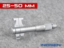 Mikrometr pro měření vnitřních průměrů 25-50MM - INDISEN (3320-2550)