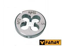 Závitové očko pro metrický závit základní řady - M4 - FANAR