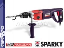 Dvourychlostní vrtačka s příklepem BUR2 350E HD Professional SPARKY