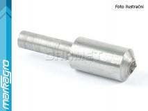 Diamant orovnávací 11 mm x 47 mm pro orovnávaní hran a úhlů na hranách brusných kotoučů k zařízení DM-284